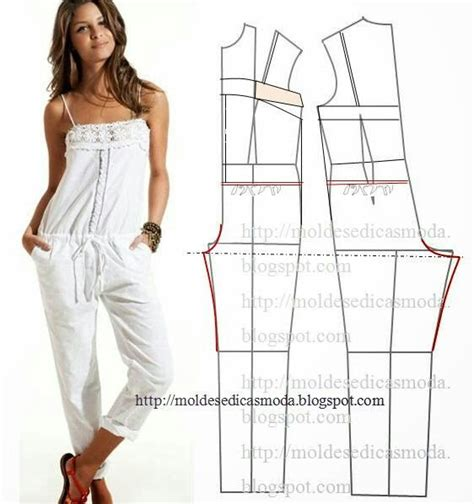 pattern jumpsuit free 181 best images about naaien kleedjes on pinterest free