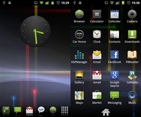 fast launcher for android zeam launcher 2 9 1 brings a fast simple customizable launcher talkandroid