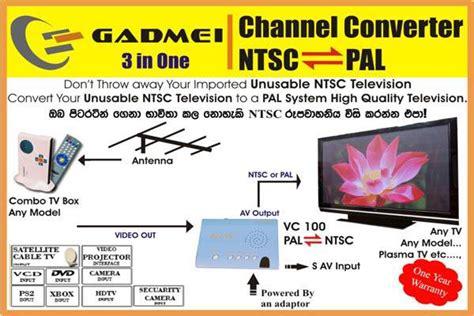 Converter Dc Lk To Discman pal to ntsc converter sri lanka ntsc to pal converter sri