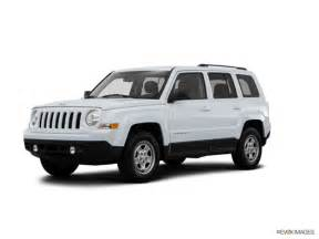 2016 jeep patriot kelley blue book