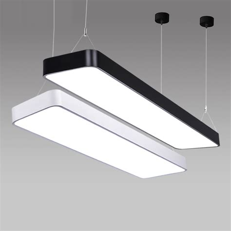 suspended light fixtures lx220 study office modern led ceiling pendant l