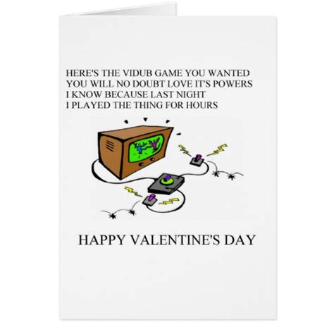 silly valentines poems s day poem greeting cards zazzle