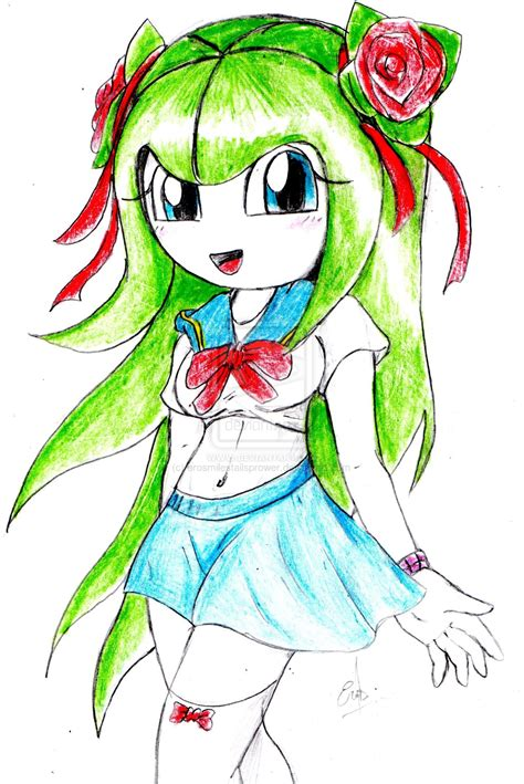 cosmo the cosmo the seedrian deviantart www imgkid the image kid has it