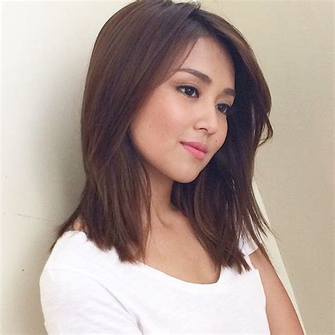 haircut for long rebonded hair deniseochoa s photo on instagram make me up pinterest