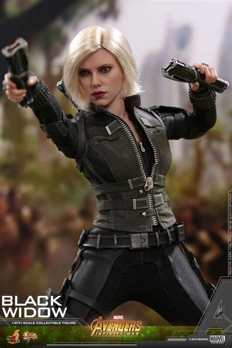 The Black And The Worlds Masterpiece toys infinity war black widow masterpiece series figure revealed