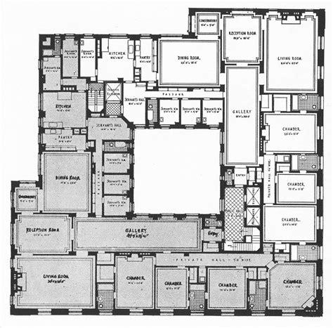 new york apartments floor plans floor plan of huguette clark s new york apartment old
