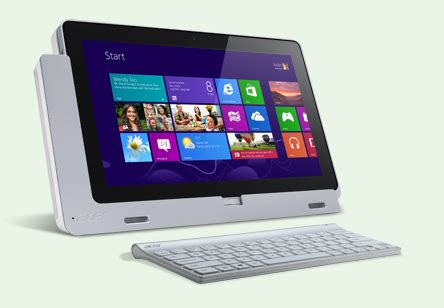 Harga Acer Iconia Tab W700 spesifikasi acer iconia w700 spesifikasi tablet acer