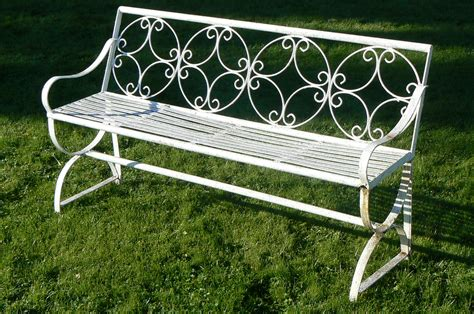 ornamental garden bench wrought iron benches garden 28 images wrought iron