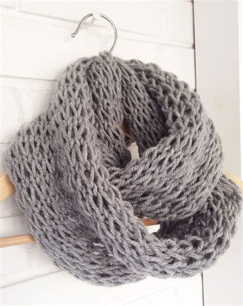 infinity scarf knit pattern for beginners this is a great scarf pattern for beginner knitters since