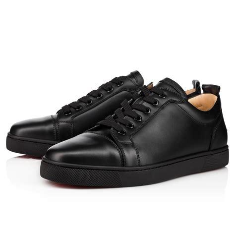 Flat Shoes Marc Edition For Pl17 louis junior s flat black black leather shoes