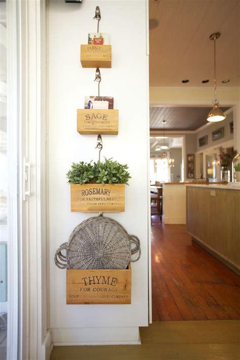 kitchen wall decorating ideas modern farmhouse kitchen kitchen farmhouse with wall decor nbsp herb boxes