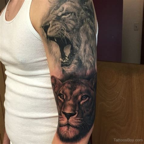lion tattoos tattoo designs tattoo pictures page 20