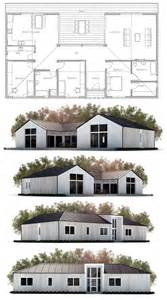 Modern Farmhouse Floor Plans by 1000 Images About House Plans On Pinterest Modern