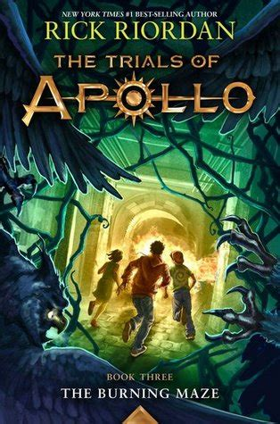 amazon com rick riordan books biography blog the burning maze the trials of apollo 3 by rick riordan