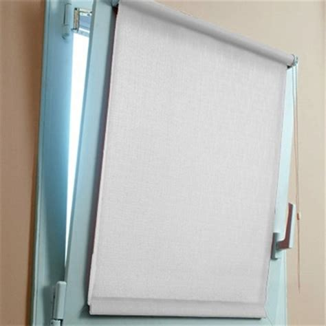 store miniroll occultant blanc 52x170cm stores rideau voilage stores d 233 coration