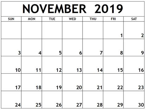 november  calendar  large   calendars  students education november