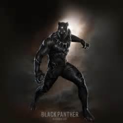aq black panther art hero captain america wallpaper