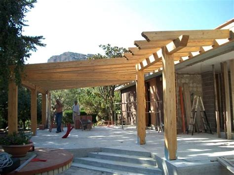veranda in legno lamellare verande in legno lamellare bagheria palermo