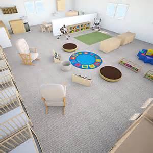Infant Classroom Floor Plan infant classroom floor plan 3d