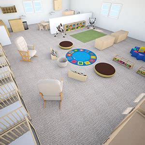Daycare Floor Plan Creator by Classroom Floorplanner