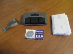 Craftsman Garage Door Opener Universal Remote Craftsman 30498 Garage Door Opener Universal Remote Read Description 21 89 Picclick