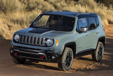 jeep crossover 2015 2015 jeep renegade test drive review cargurus