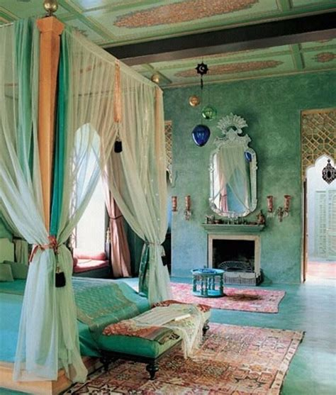 Moroccan Style Curtains Sumptuous Moroccan Themed Bedroom Designs Rilane