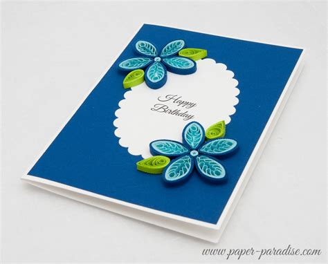 greeting card tutorial birthday card the gallery for