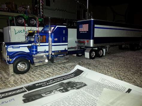 kenworth truck builder scale 1 25 kenworth w900 scale auto magazine for