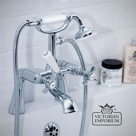 shower bath mixer taps covent garden cranked bath shower mixer tap bath taps