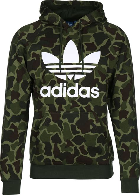 Camouflage Pullover adidas camo hoodie camouflage
