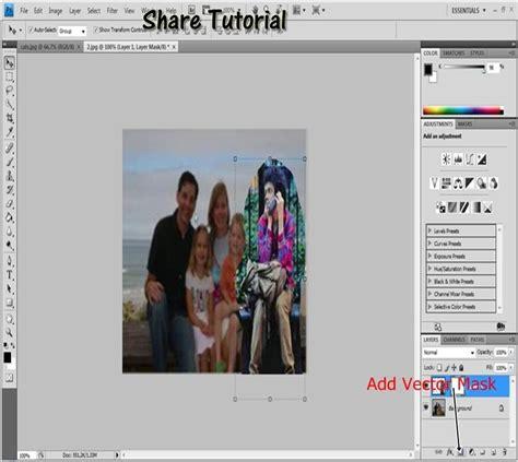 photoshop vector mask tutorial pdf sharing tutorial cara menggabungkan object menggunakan