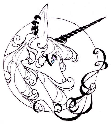 how to draw a doodle unicorn unicorn by doodlekitten on deviantart