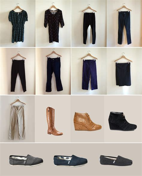 Minimilist Wardrobe by Minimalist Wardrobe Winter Miss Freddy