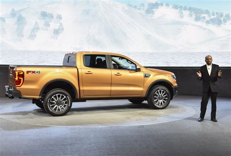 2019 Ford Ranger by 2019 Ford Ranger Wants To Become America S Default Midsize