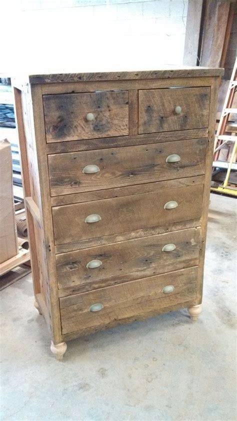Barn Wood Dresser by Your Custom Rustic Barn Wood Dresser With