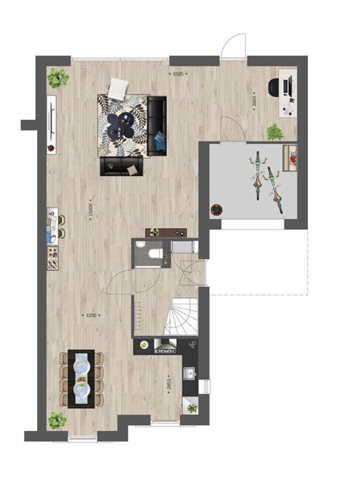 indeling woonkamer plattegrond indeling woonkamer cheap zet with indeling woonkamer