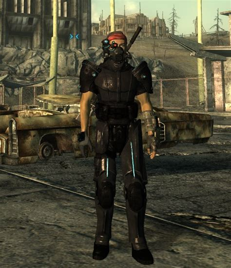 best fallout 3 mods colossus armor black plus mask at fallout3 nexus mods