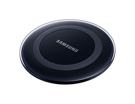 Samsung Wireless Charging Mat by Wireless Charging Pad Galaxy S6 Black Samsung Uk