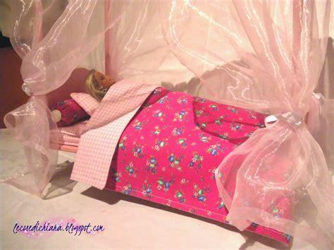 baldacchino per lecosedichiara tutorial il letto a baldacchino di