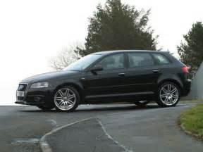 used audi a3 2011 black paint diesel 2 0 tdi 170 quattro