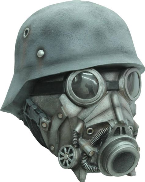 Masker Chemical chemical warfare gas mask as726382 karnival costumes