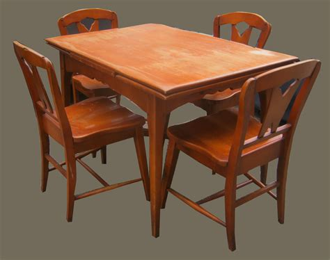Furniture Kitchen Table Maple Kitchen Table And Chairs Marceladick