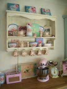 shabby chic decor accessories collections of country style crockery and kitchen
