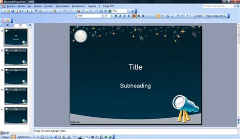 powerpoint themes astronomy astronomy powerpoints pics about space