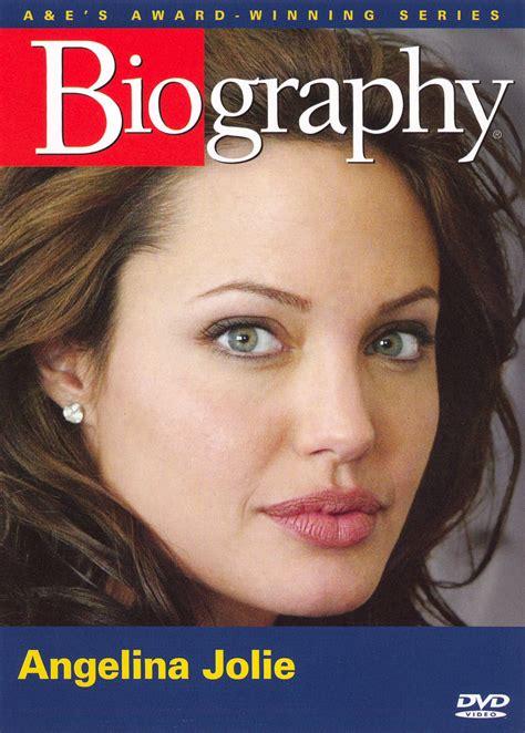 biography angelina jolie book biography angelina jolie data corrections allmovie