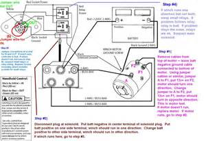 warn winch solenoid wiring diagram superwinch warn winch solenoid pack apoint co