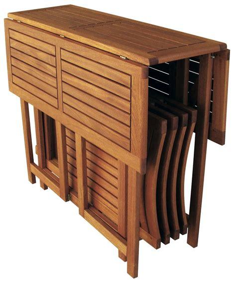 tavolo pieghevole con sedie tavolo quadrato pieghevole contenitore legno massiccio
