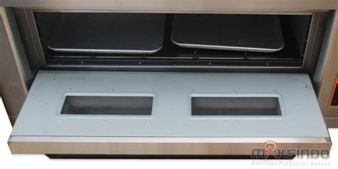 Loyang Oven Gas 45 X 45 X 65cm Anti Karat jual mesin oven roti gas 2 loyang mks rs12 di semarang