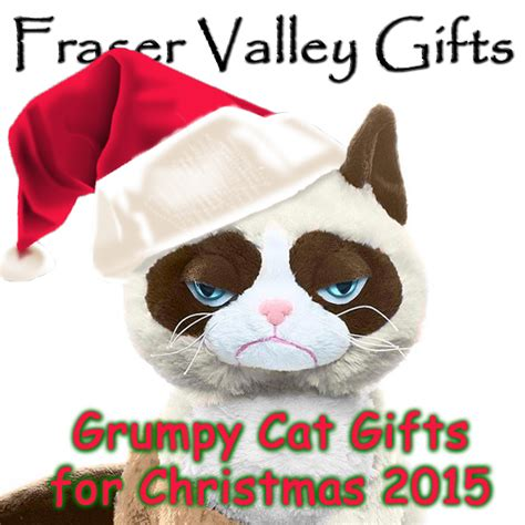 grumpy cat gifts for christmas 2015